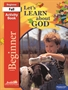 Let's Learn About God Beginner Activity Book Thumbnail