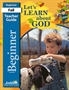 Let's Learn about God Beginner Teacher Guide Thumbnail