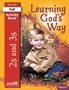 Learning God's Way 2s & 3s Activity Book Thumbnail