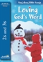 Loving God's Word 2s & 3s CD Thumbnail