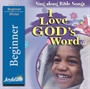 I Love God's Word Beginner CD Thumbnail