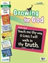 Growing for God Primary Memory Verse Visuals Thumbnail