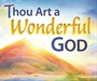 Thou Art a Wonderful God Thumbnail
