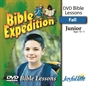 Bible Expedition Junior Bible Lesson DVD Thumbnail