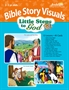 Little Steps to God 2s & 3s Bible Lesson Guide Thumbnail