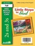 Little Steps to God 2s & 3s Mini Bible Memory Picture Cards Thumbnail
