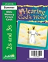 Hearing God's Word 2s & 3s Mini Bible Memory Picture Cards Thumbnail